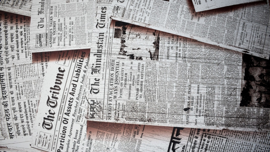 Online PR - newspaper