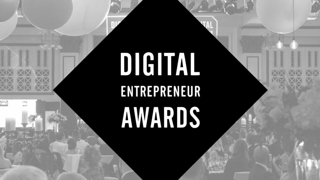 Cedarwood Digital shortlisted for the Digital Entrepreneur Awards 2019