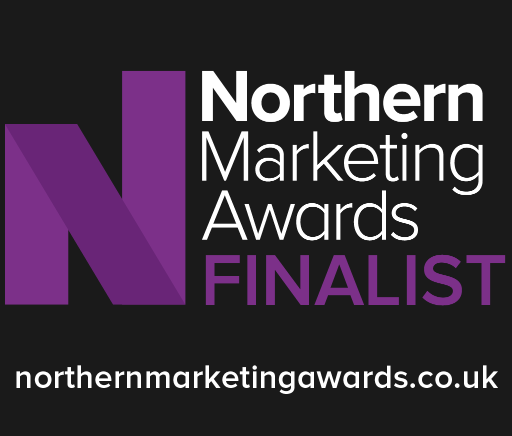 Cedarwood Digital shortlisted for the Northern Marketing Awards
