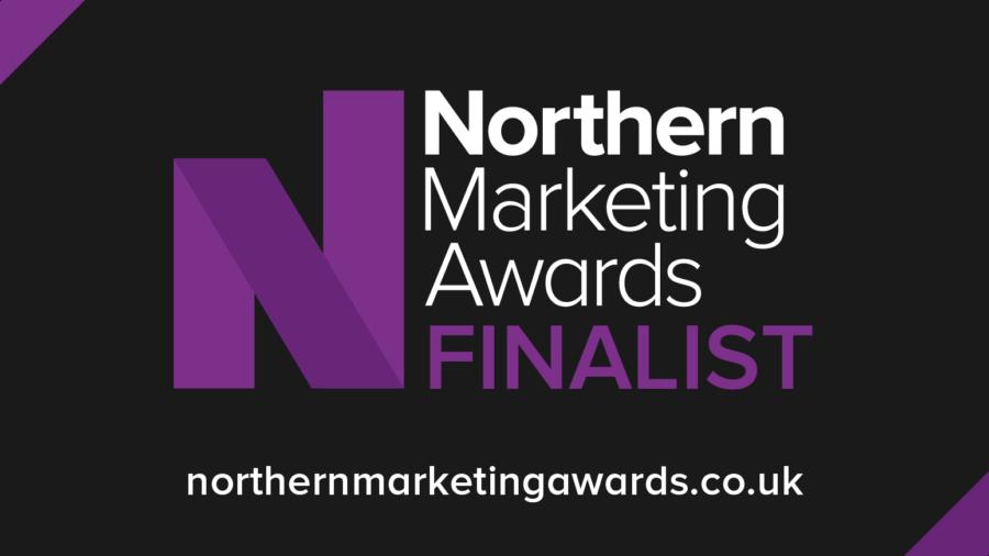 Cedarwood Digital shortlisted for the Northern Marketing Awards
