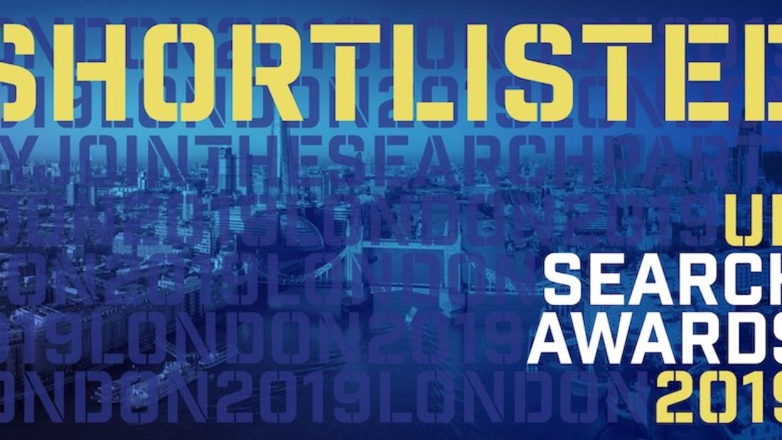 Cedarwood Digital Shortlisted for UK Search Awards 2019