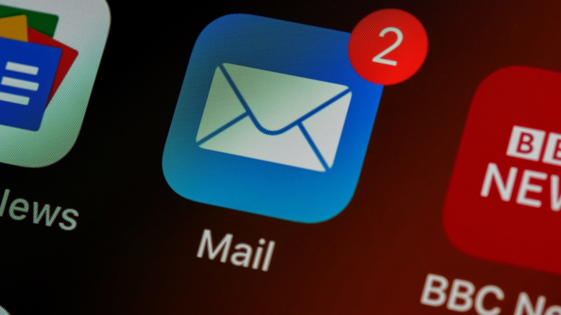 iphone mail notification